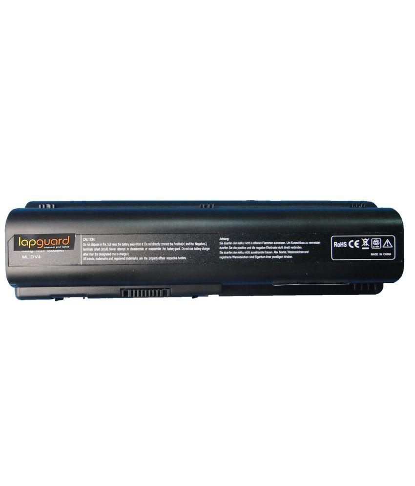Lapguard Laptop Battery For Hp Pavilion Dv5-1036tx With 12 Cells