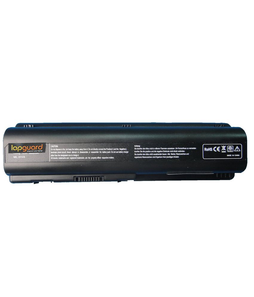 Lapguard Laptop Battery For Hp Pavilion Dv5-1017nr With 12 Cells