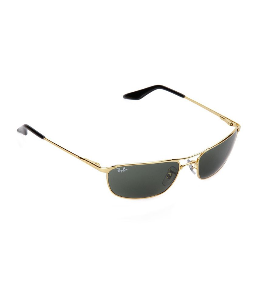 115008a7ec Ray-Ban RB3132 001 Small Size 56 Rectangle Sunglasses - Buy Ray-Ban RB3132  001 Small Size 56 Rectangle Sunglasses Online at Low Price - Snapdeal