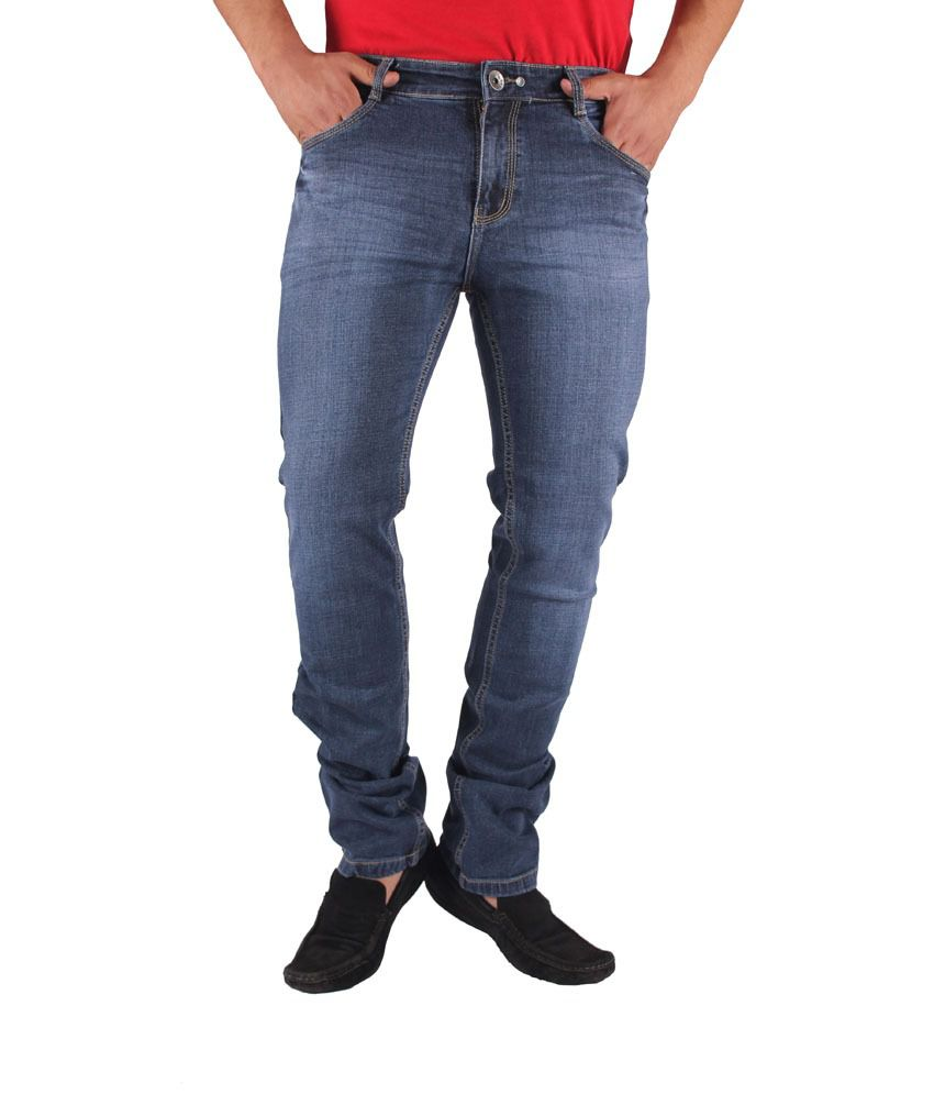 Gasconade Stylish Dark Blue Jeans