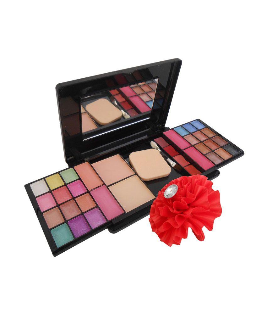 Kiss Makeup Products: Kiss Beauty Gci Fashion Makeup Kit With Ads Eye Care Kajal