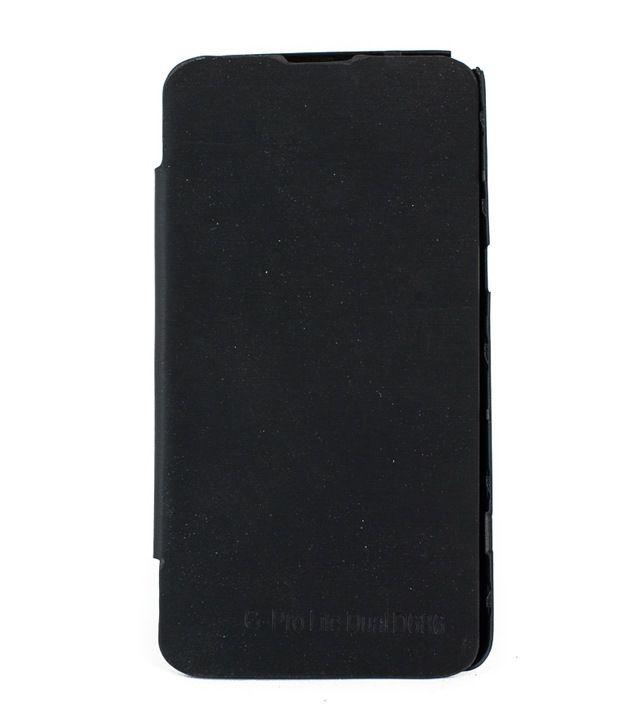 competitive price 284ea 24745 Video Tronix Battery Flip Back Cover Case For Lg G Pro Lite D686 - Black