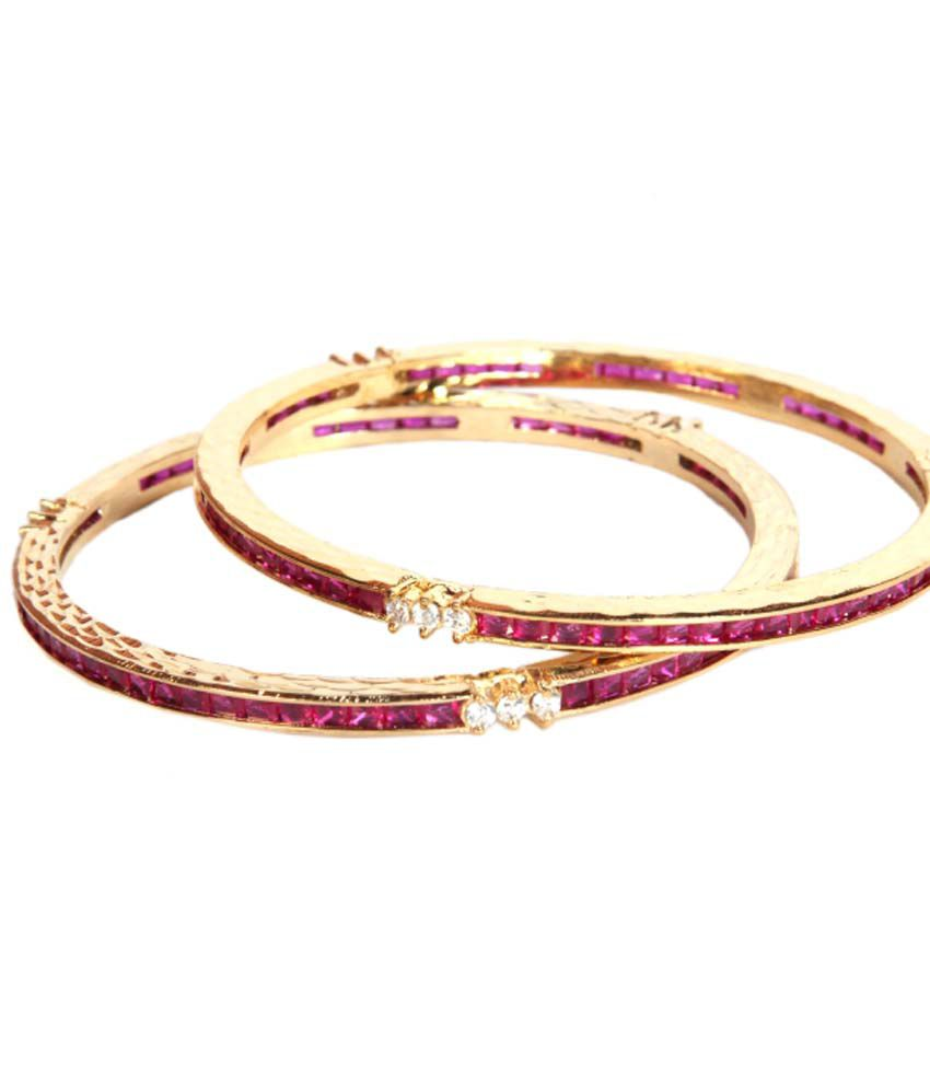 Bubber Beauty Palace Pair Of Bangles