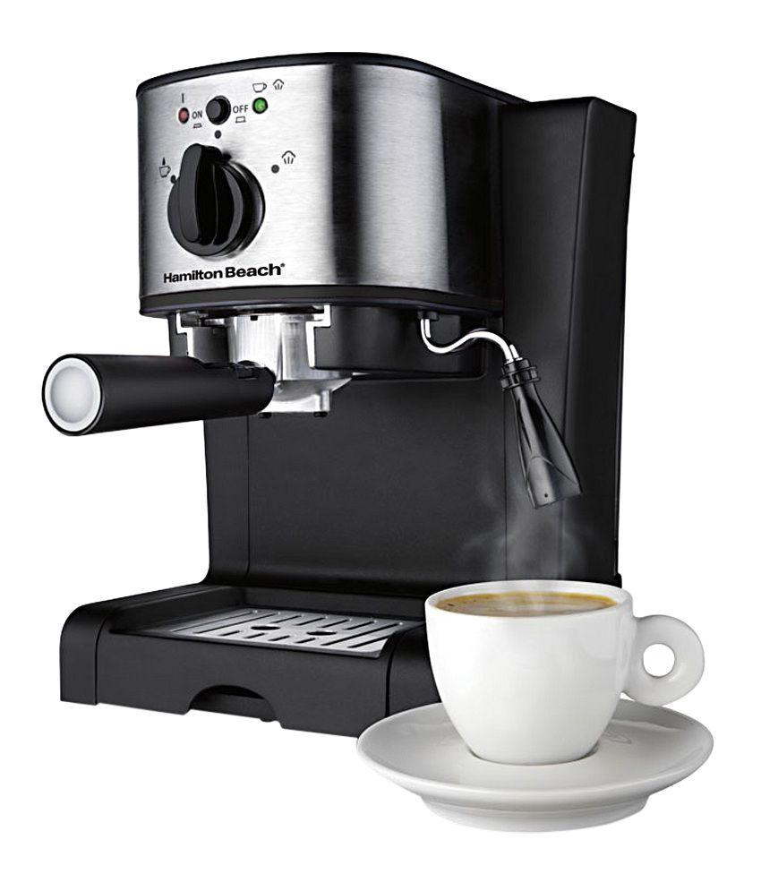 Bed Bath And Beyond Coffee Maker Return Policy : Hamilton Beach 40791 IN Espresso & Cappuccino Maker Price in India - Buy Hamilton Beach 40791 IN ...