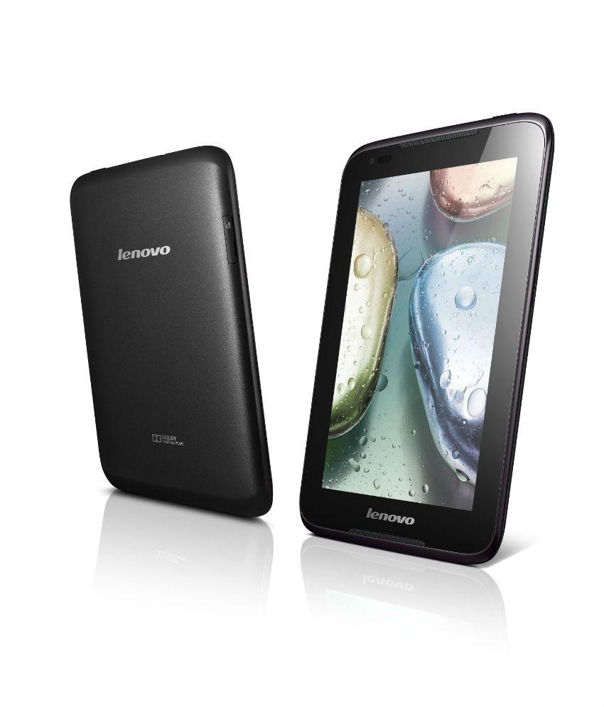 Lenovo A1000 2G Wifi Voice Calling Black
