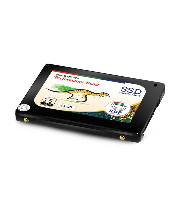 RDP Sata III 64 GB Desktop Internal Hard Drive (SSD(Solid State Drive))