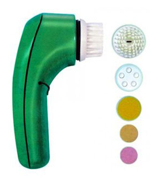Kolvin Facial Massager With Six Attachments