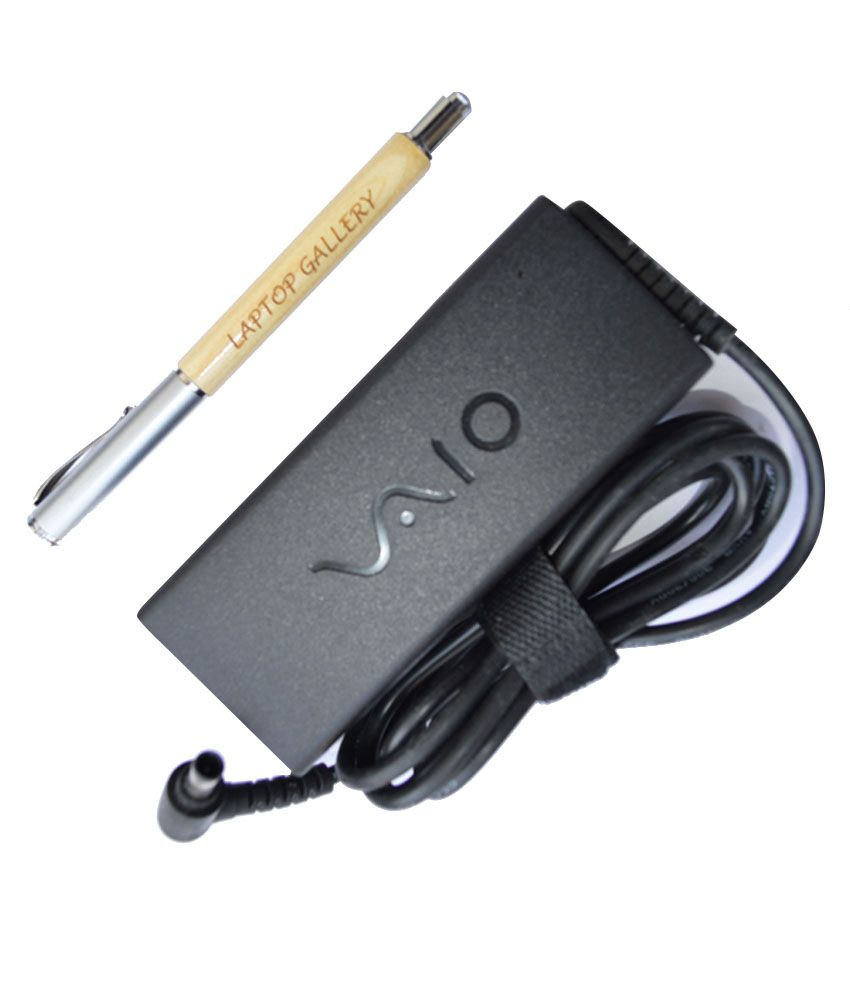 Sony Vaio Vgn-a270 Genuine Retail Pack Laptop Adapter