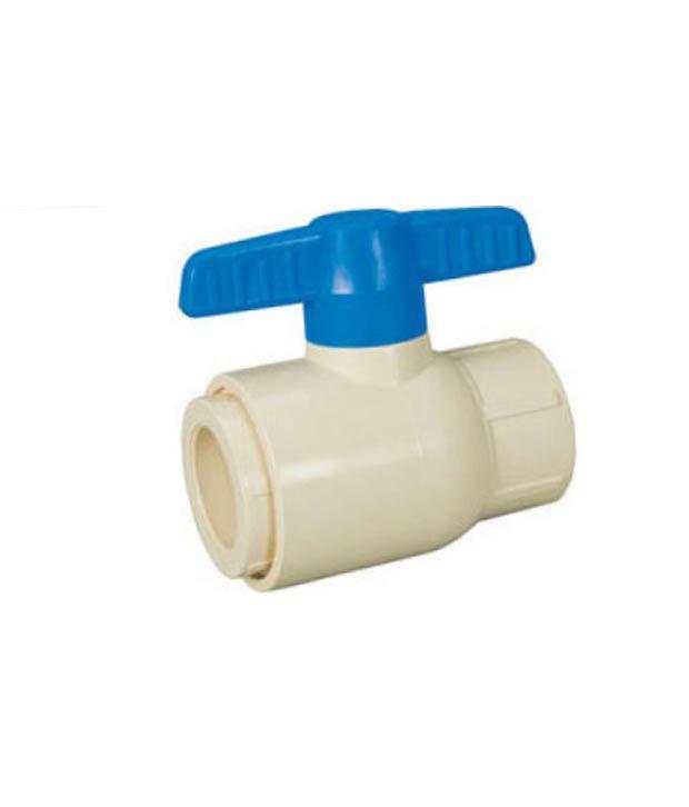 Buy akshat cpvc ball valve mm inch online at low