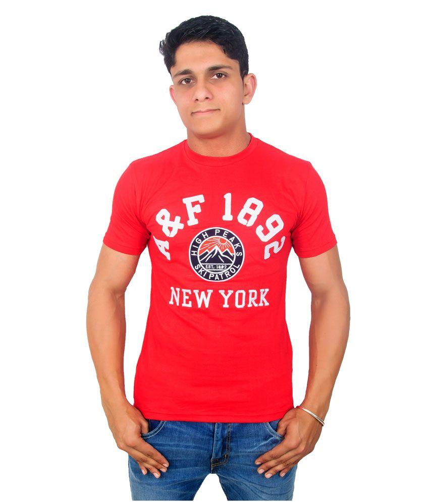 Originals T-Shirt Red Color