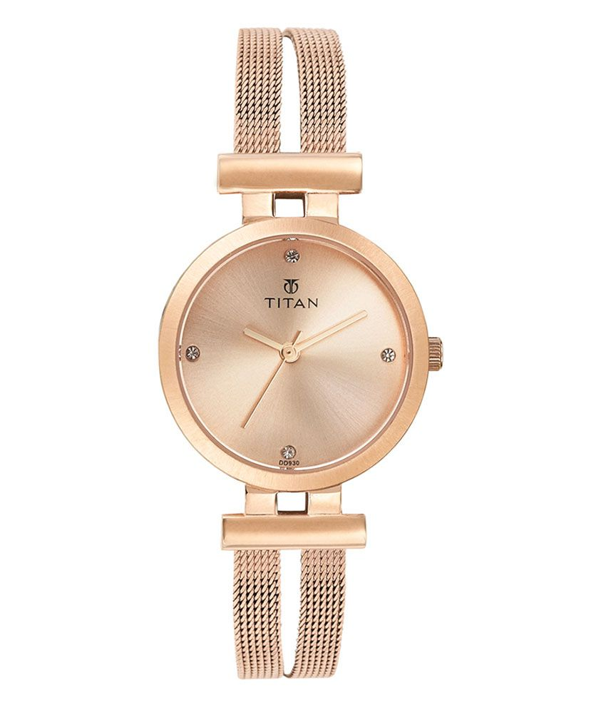 titan gold 9942wm01 price in india