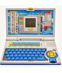 PraSid English Learner Kids Laptop kids educational playing toy