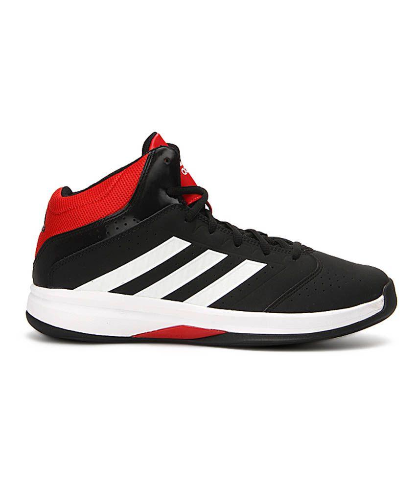 65f028036bc3 Adidas Isolation 2 Black Basketball Shoes - Buy Adidas Isolation 2 ...