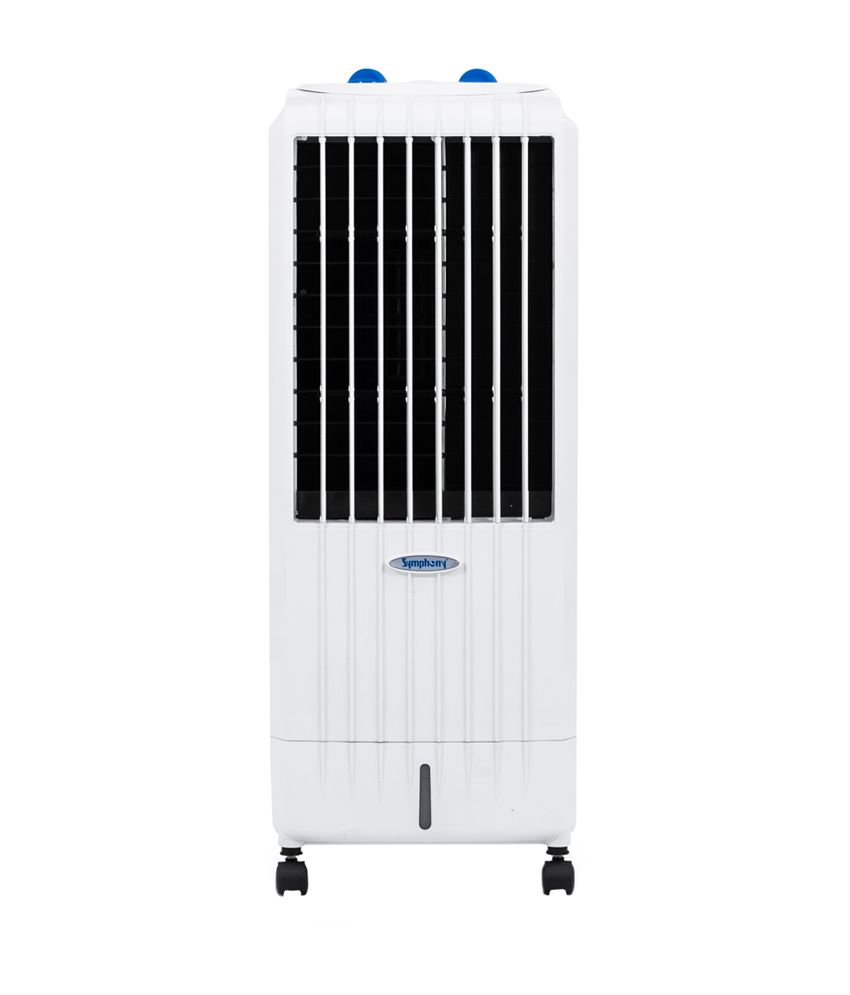 Symphony 8 Ltr Diet 8T Air Cooler White - For Small Room