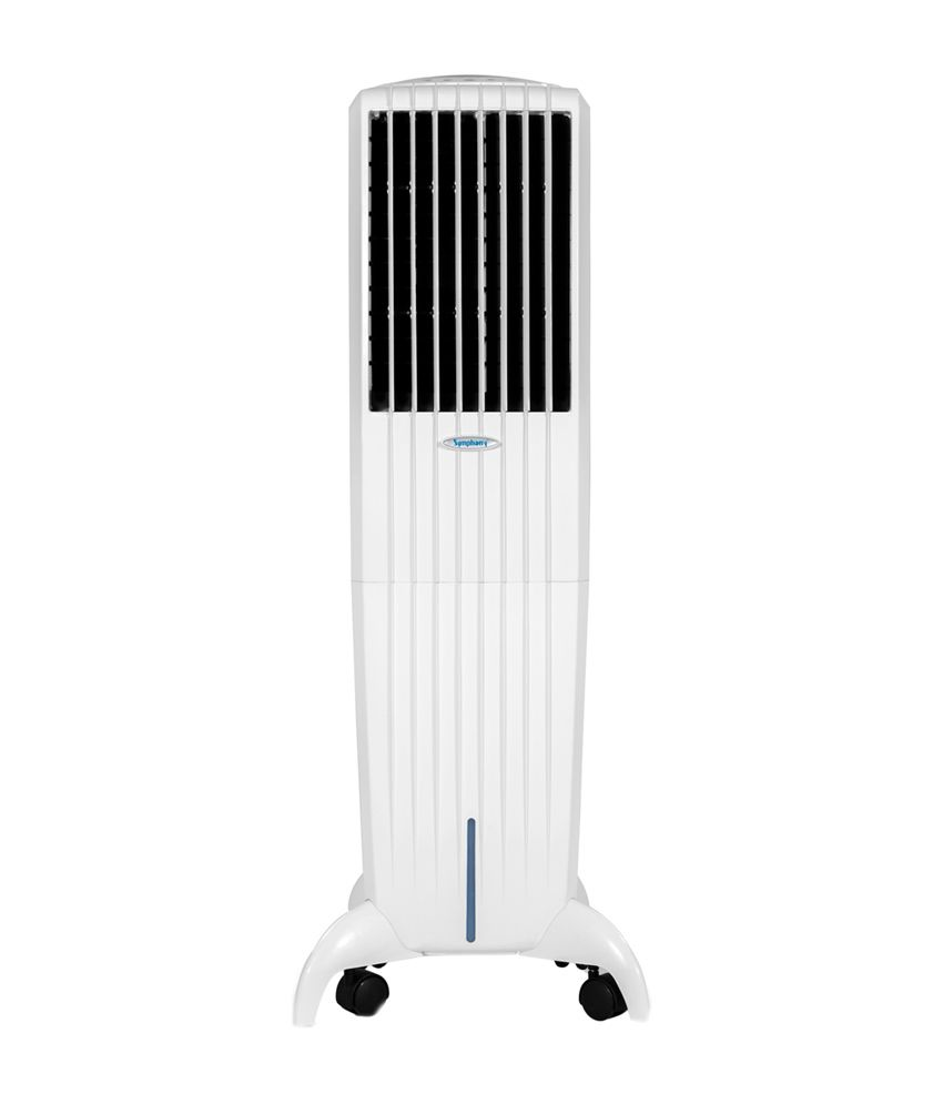 Symphony 35 Liter Diet 35i Air Cooler White (with Remote)