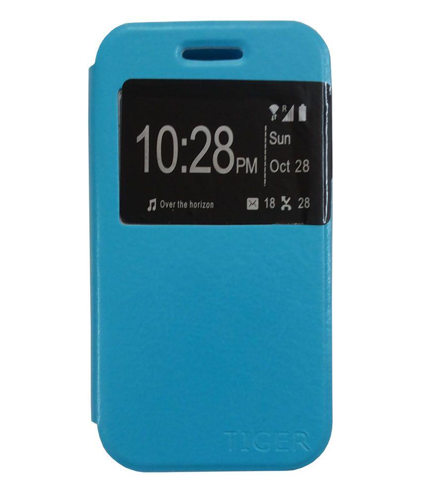 Ibnelite Flip Cover For Samsung Galaxy Star Advance 350E ...