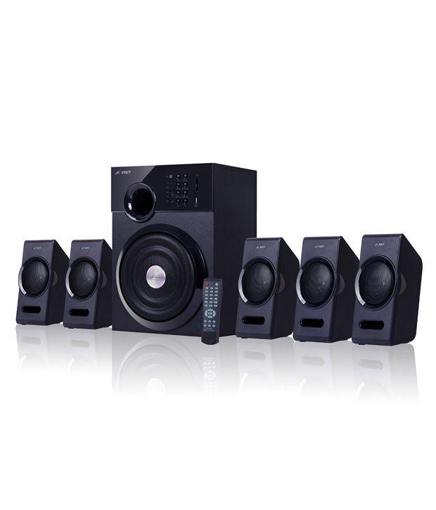 F&D F3000F 5.1 Home Theatre Speakers