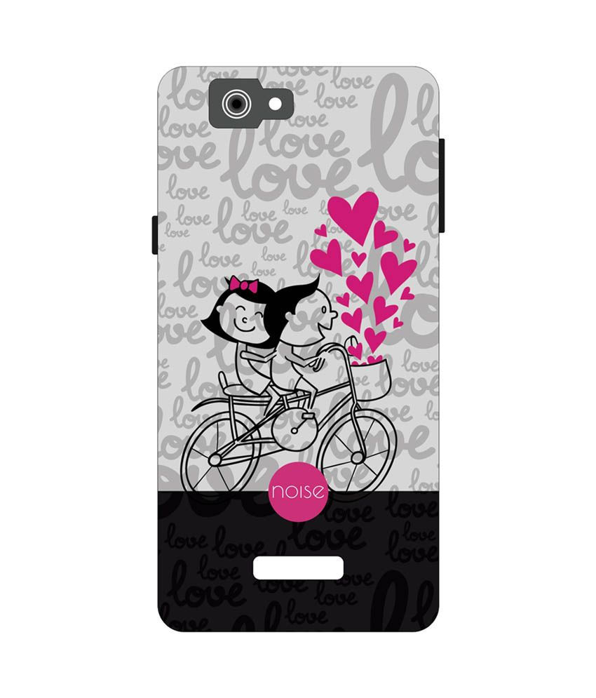 cozy fresh 64e97 bf5c0 Noise Back Cover For Micromax Canvas 2 A120 - Journey Of Love - Printed  Cover