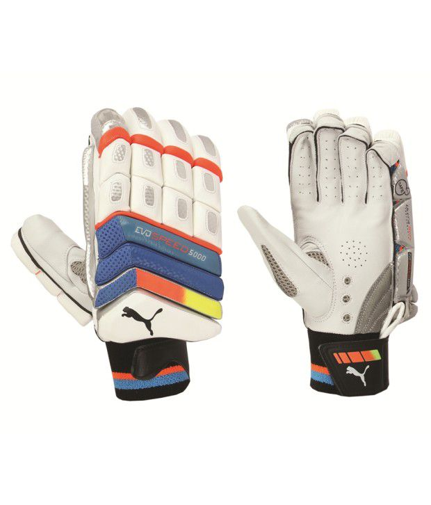 Puma Mens Batting Gloves
