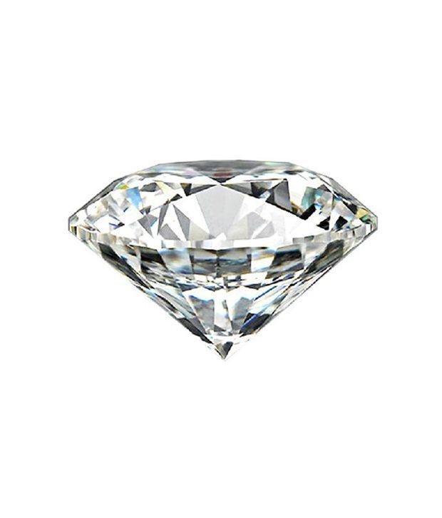 Saloni Jewels 0.08 Ct H Round Brilliant Cut Diamond