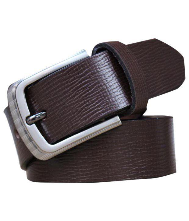 Winsome Deal Fantastic Brown Belt For Men