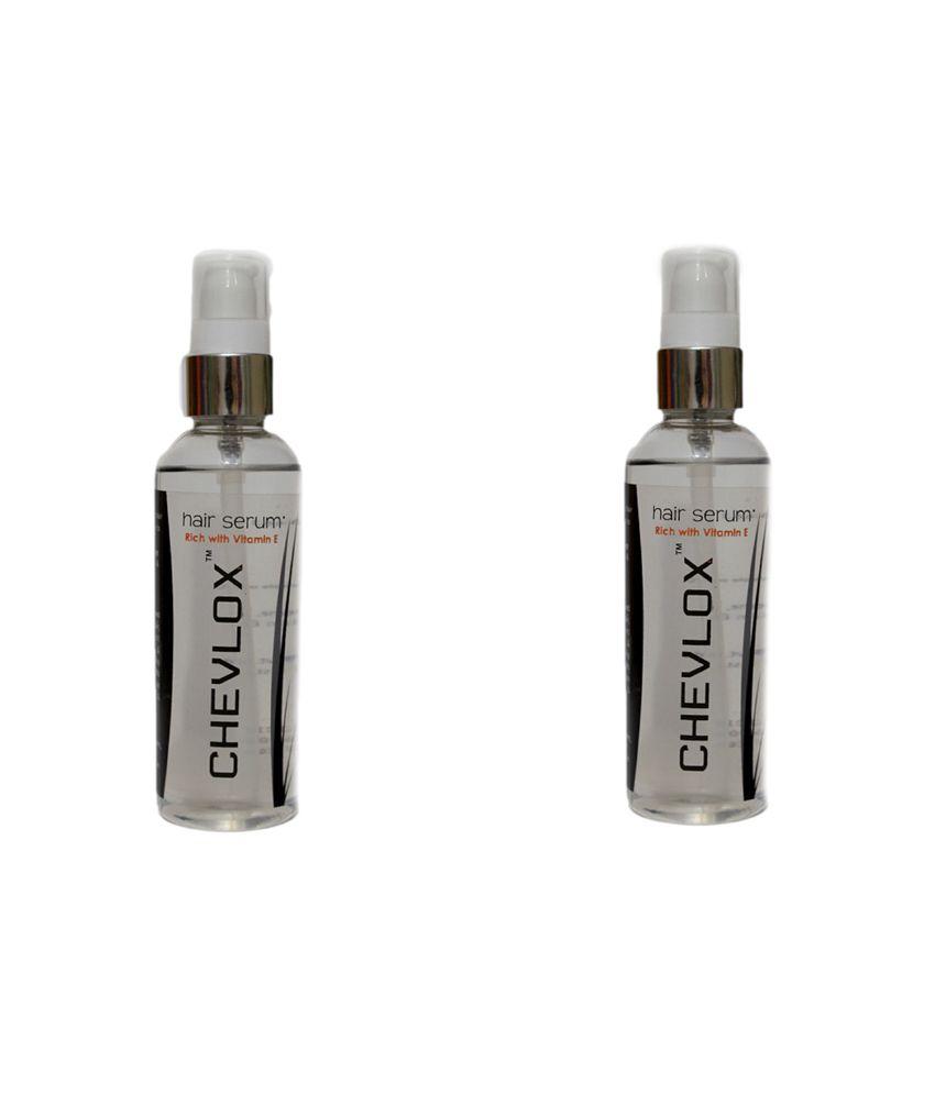 Vitamin e serum for hair