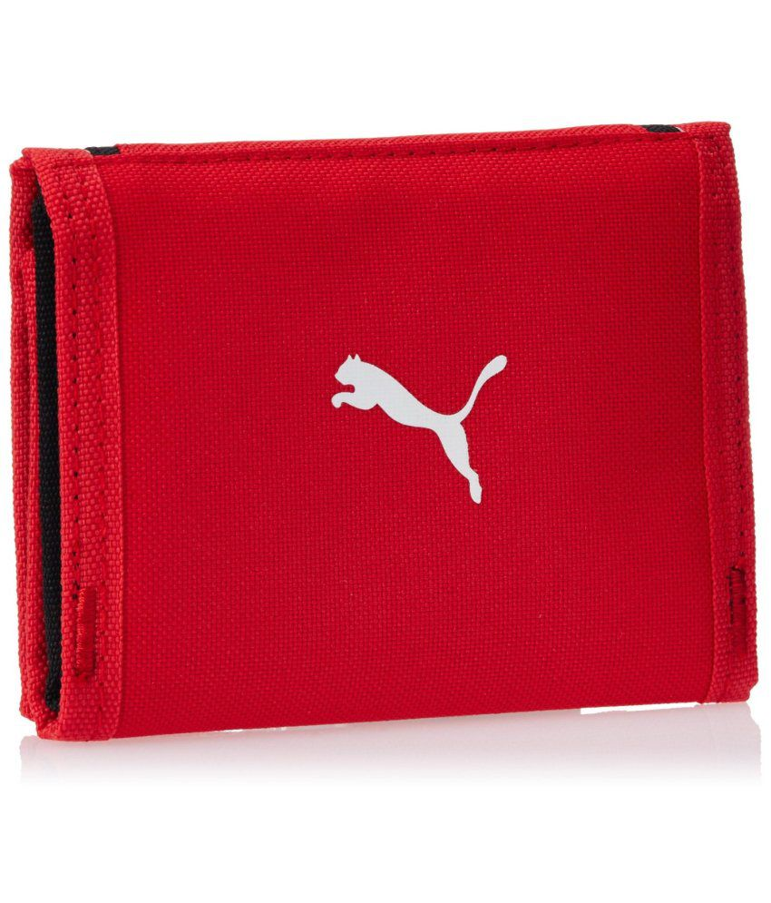 Puma Red Ferrari Wallet Buy Online At Low Price In India