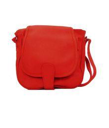 Estoss Red Sling Bag