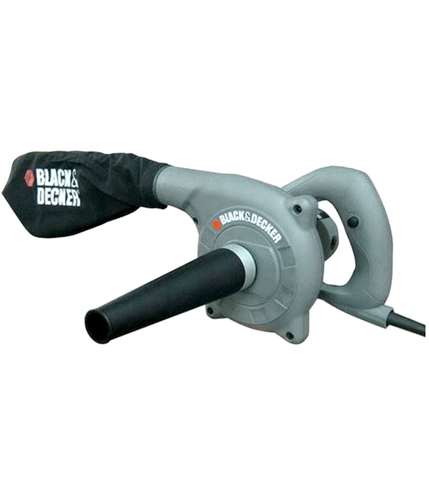 Electric Air Blower : Black decker ktx electric air blower with dust bag