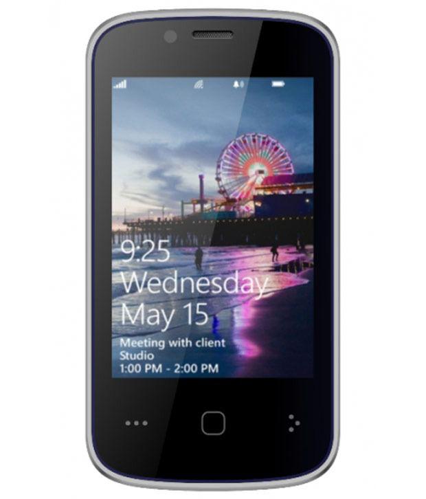 Rage Mobile 35G Dual Core 2GB Blue