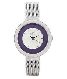 Titan Tagged NE2482SM01 Women's Watches