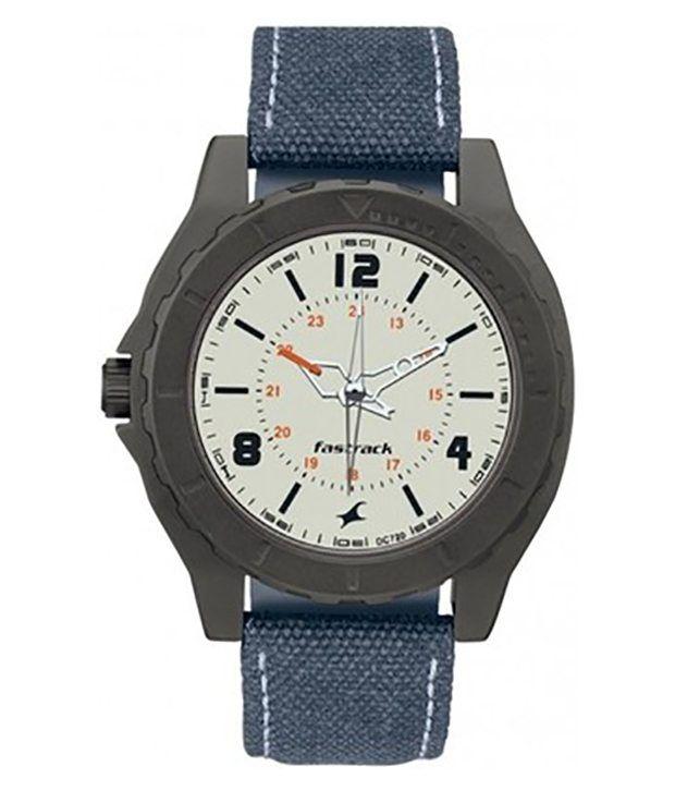 Fastrack Explorer 9462AL03 Men's Watch
