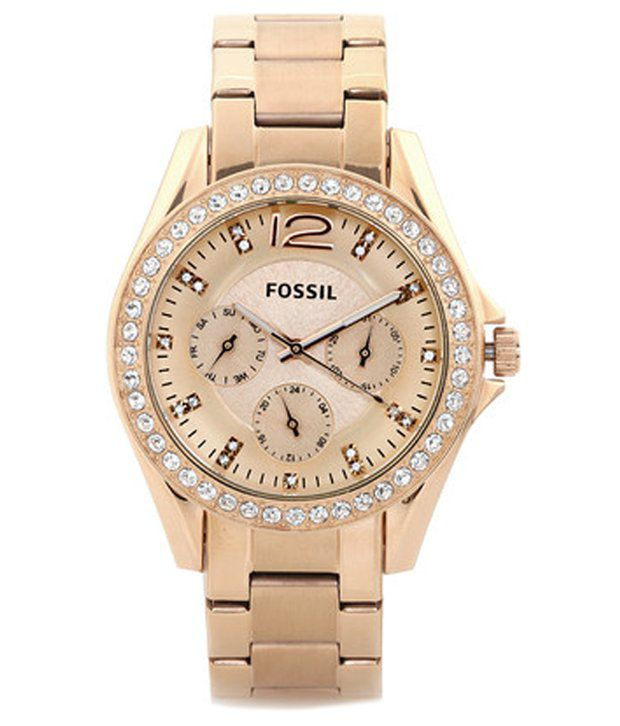 abbf99b89b Fossil ES2811 Women's Watch