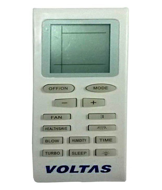 buy voltas ac remote online at best price in india snapdeal rh snapdeal com
