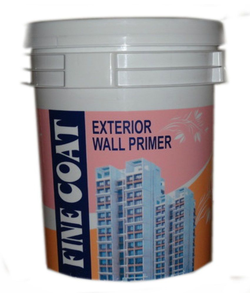 Buy Creative Paints White Exterior Wall Paint 1 Litre Online At Low Price In
