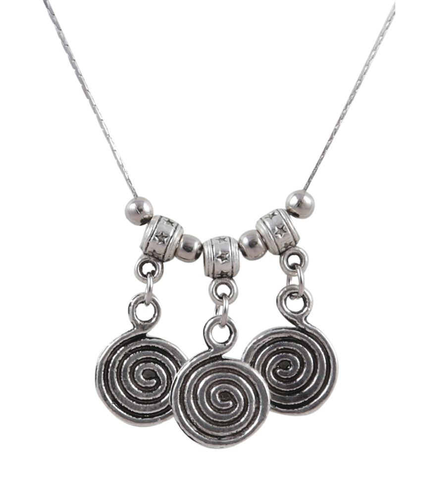 Jewelizer Style Diva Alloy Contemporary Necklace