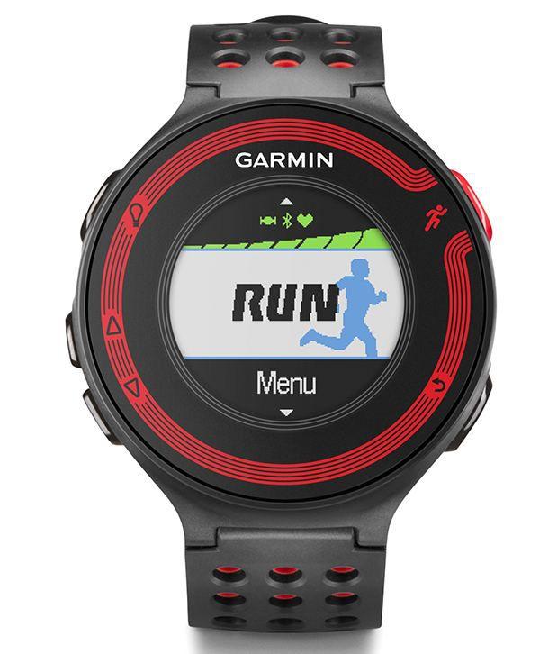 Garmin Forerunner 220 Sports Watch With Hrm - White & Violet