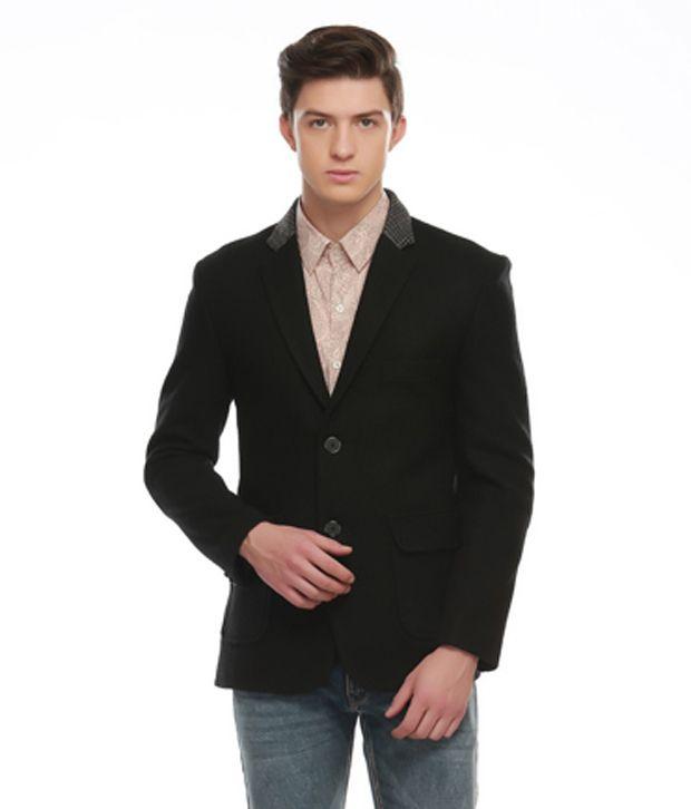 Jogur's Blazer-black