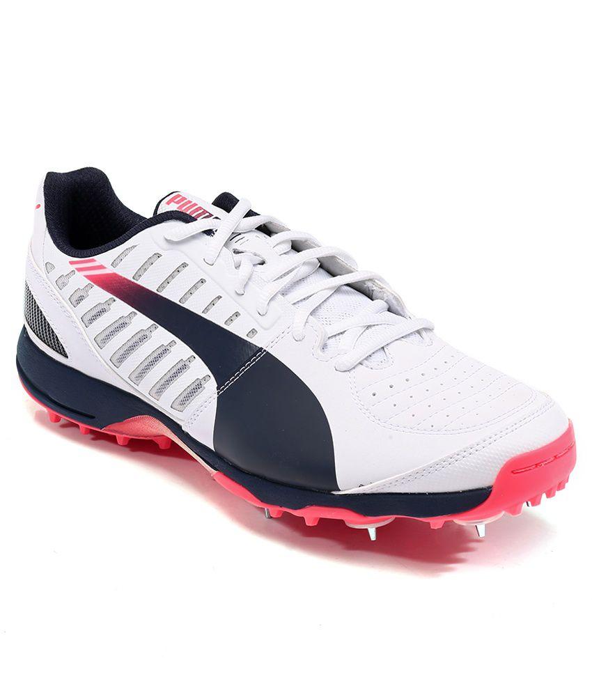 puma spike shoes