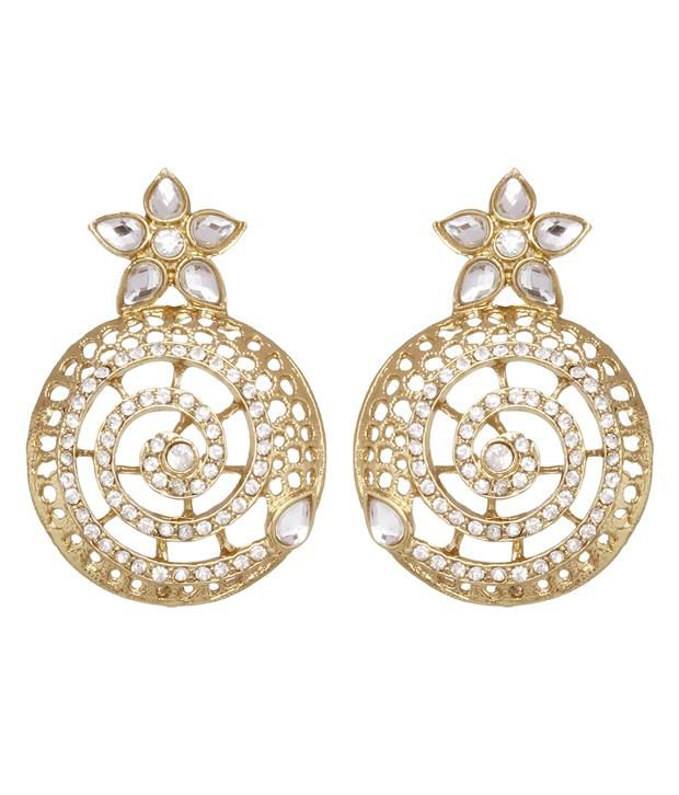 Vendee Fashion Exclusive Earrings (8207)