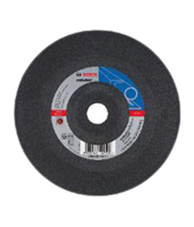Bosch 7 Inches Dc Grinding Wheel (pack Of 25): Buy Bosch 7 ...