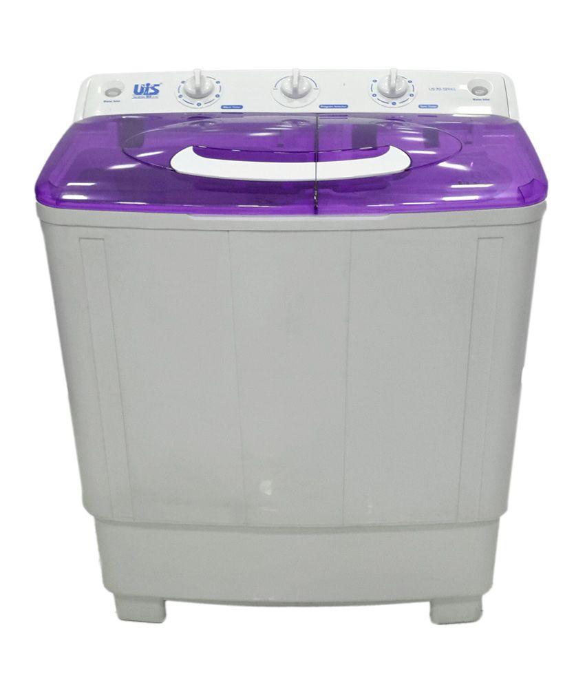 Us 7 Kg Us 70-1298s Semi Automatic Mini Washing Machine ...