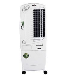 Kenstar 20 Ice Tower Personal Cooler White