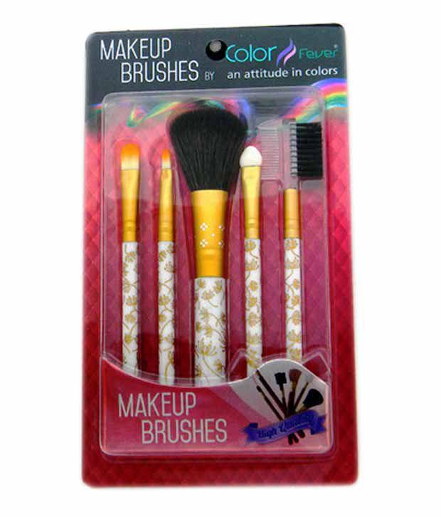 Color Fever Make Up Brush Set
