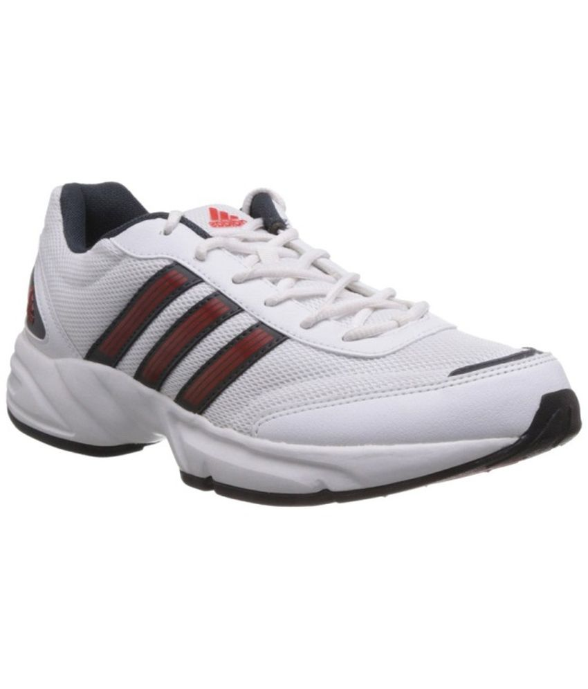 b54290670 Adidas Alcor M White Running Shoes - Buy Adidas Alcor M White Running Shoes  Online at Best Prices in India on Snapdeal