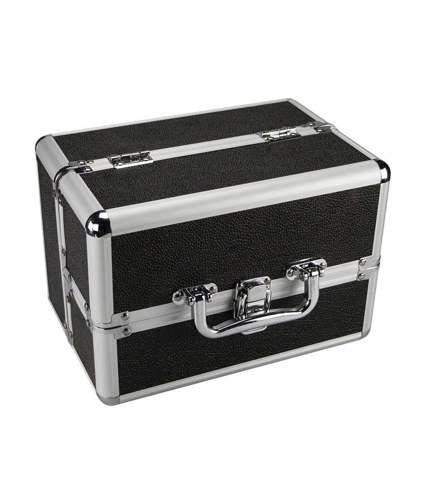 Anni Stout Jewelley & Vanity Box - Black
