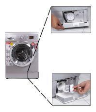 IFB 6.5 Kg Senorita Aqua SX Fully Automatic Front Load Washing Machine Silver