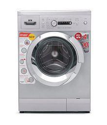 IFB 6Kg Elena Aqua Sx Fully Automatic Front Load Washing Machine Silver