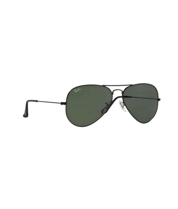 ray ban aviator sunglasses rb3025  Ray-Ban Green Aviator Sunglasses (RB3025 L2823 58-14) - Buy Ray ...