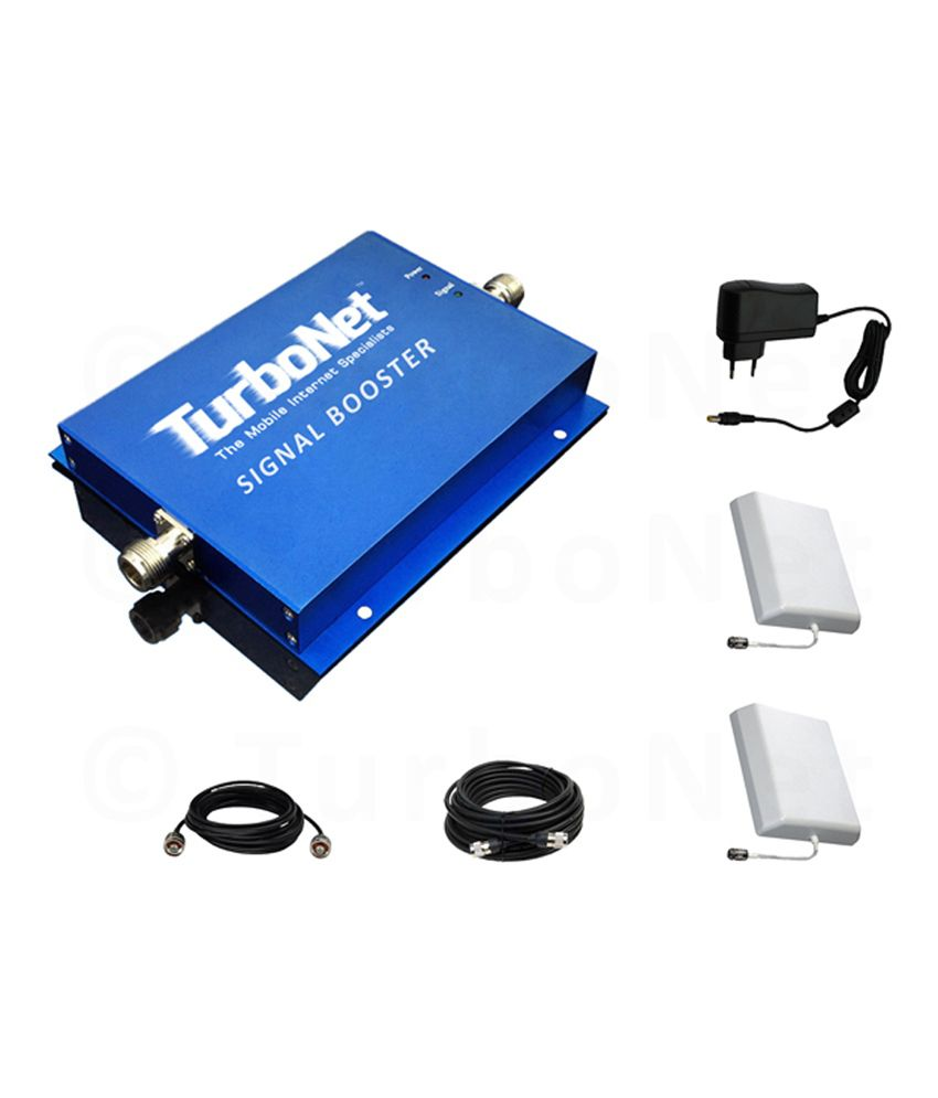 Turbonet 2g 1800 Mhz Mobile Signal Booster Kit (r13a-d/f)